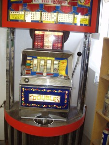 Ballys Slot Machine