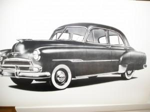 1951 Chevy Sedan