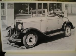 1931 Chevy Cabriolet