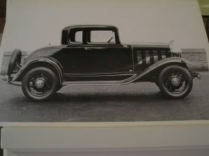 1932 Chevy 5 Window Coupe