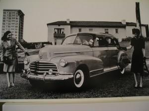 1946 Chevy Sedan