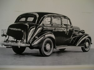 1936 Chevy Sedan