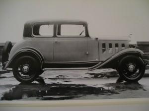 1932 Chevy Victoria