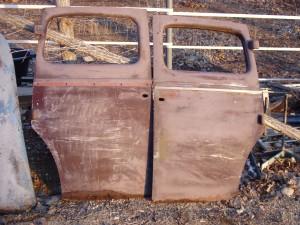 1940 Ford Sedan Doors