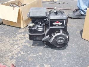 Briggs & Straton Engine