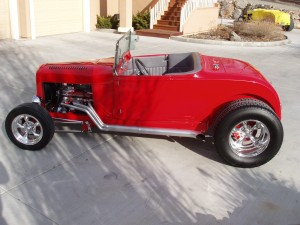 1929 Ford Roadster - Steel Body